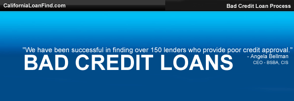 Bad Credit Loans - All the Rage